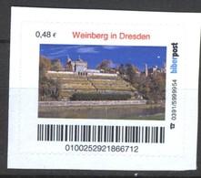 Biber Post Weinberg Dresden (48)  G458 - BRD