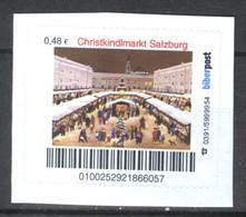 Biber Post Christkindlmarkt Salzburg (48)  G459 - BRD
