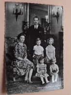 LUXEMBOURG / Luxemburg Fam. Royal ( Photo Edouard Kutter / Schaack ) Anno 1961 ( Zie Foto's ) ! - Familia Real