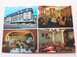 """"""" BELLE-VUE """" Hotel-Restaurant / Prop. Gustin LECLOUX ( Lander ) Anno 19?? ( Zie Foto's ) ! - La-Roche-en-Ardenne"""