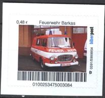 Biber Post Feuerwehr Barkas (48)  G465 - BRD