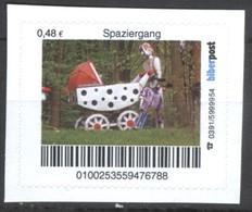 Biber Post Spaziergang (Kinderwagen) (48)  G467 - BRD