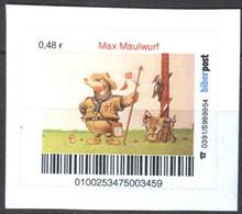 Biber Post Max Maulwurf (48)  G468 - BRD