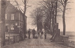 EMMERICH 1917 GRENZE GRENZAMBT WEG NETTERDEN GENDRINGEN - GRENS DOUANE ZOLL - Emmerich