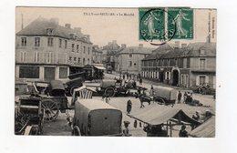 Tilly Sur Seulles - Le Marché - 14 - - France
