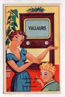 - CPA A SYSTEME VALLAURIS - Soulevez Mon Poste Et Vous Verrez (dépliant De Mini-photos) - Dessin R. Accarty - - A Systèmes