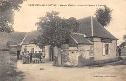 28-SAINT-GERMAIN-LA-GATINE- MAISON POTTIER- ROUTE DE CHARTRES A DREUX - Other Municipalities