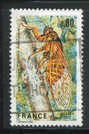 FRANCE- Y&T N°1946- Oblitéré (cigale) - Insekten
