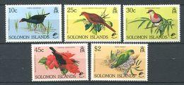237 SALOMON 1990 - Yvert 706/10 - Oiseau - Neuf **(MNH) Sans Trace De Charniere - Salomon (Iles 1978-...)