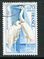 FRANCE- Y&T N°2820- Oblitéré (aigrette) - Storchenvögel