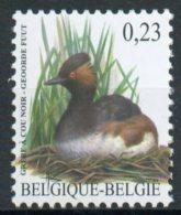 BE   3546   XX   ---   Oiseau Buzin  ::  Grèbe à Cou Noir - Unused Stamps