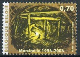 BE   3547   XX   ---   Commémoration Catastrophe De Marcinelle - Unused Stamps