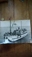 Ferry Diesel  Guedel Entre L'île Aux Moines Et Quiberon - Bateaux
