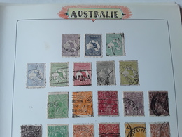 Australie - Timbres