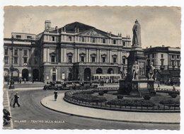 Milano (Italia) - Teatro Alla Scala - Théâtre De La Scala - Milano (Milan)