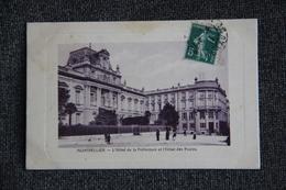 MONTPELLIER - Hôtel De La Préfecture Et Hôtel Des Postes. - Montpellier