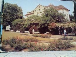 GERMANY DEUTSCHLAND  Bad Lausick - Kurhaus VB1985 GU3086 - Bad Lausick