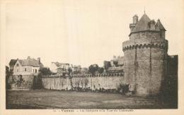 56 VANNES REMPARTS ET TOUR DU CONNETABLE - Vannes