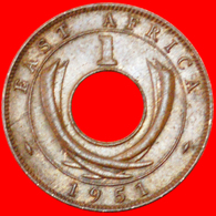 # GREAT BRITAIN: EAST AFRICA ★ 1 CENT 1951KN! LOW START ★ NO RESERVE! George VI (1937-1952) - Britse Kolonie