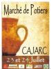 CAJARC Marché Potiers 2011 - France