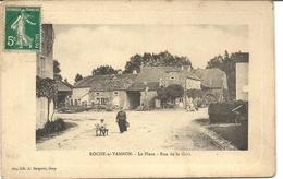 ROCHE /S VANNON . LA PLACE - France