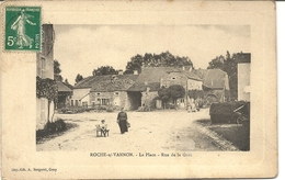 ROCHE /S VANNON . LA PLACE - Frankreich