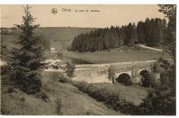 Chiny Le Pont St Nicolas - Chiny