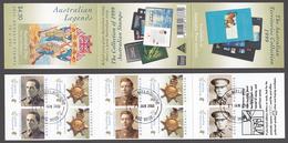 Australia 2000 Mi# 1898-01 (CTO) AUSTRALIAN LEGENDS, VETERANS OF WORLD WAR I - Usati