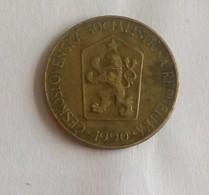 1 KORUNY,1990 - Tschechoslowakei
