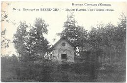 Heusden NA3: Campagne D'Obbeeck. Maison Hantée 1909 - Beringen