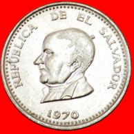 # GREAT BRITAIN (1970-1977): EL SALVADOR ★ 50 CENTAVOS 1970 MINT LUSTER! LOW START ★ NO RESERVE! - Salvador
