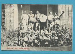 CPA Inde India Britannique Anglaise Non Circulé Musiciens CHOTA NAGPUR - Inde