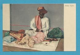 CPA Inde India Britannique Anglaise Non Circulé Couturier Tailleur - Inde
