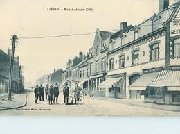 LIEVIN RUE ANTOINE DILLY 62 - Lievin