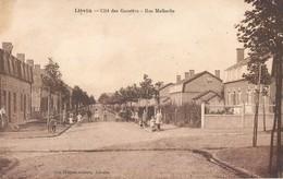 LIEVIN CITE DES GENETTES RUE MALHERBE 62 - Lievin