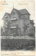 Vieux-Dieu NA7: Villa Paul. Villa Marthe. Avenue Des Tilleuls 1909 - Mortsel