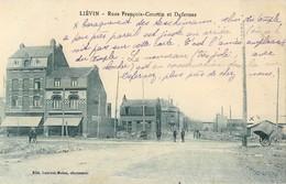 LIEVIN RUES FRANCOIS-COURTIN ET DEFERNEZ 62 - Lievin