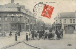 LIEVIN RUE FAIDHERBE 62 - Lievin