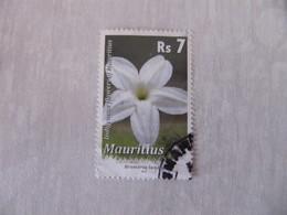 MAURICE MAURITIUS 2015  Obli. FLEURS - Maurice (1968-...)