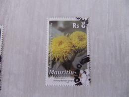 MAURICE MAURITIUS 2016  Obli. FLEURS - Maurice (1968-...)