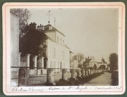 Château-Thierry. Maison De Monsieur Moyat. 1903 - Places