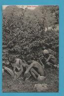 CPA Inde India Britannique Anglaise Non Circulé Métier Coupeurs D'herbe - Inde