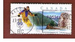 CANADA   -  SG 1737 - 1997  SCENIC HIGHWAYS: ROUTE 99            -      USED - Used Stamps
