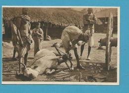 CPA Inde India Britannique Anglaise Non Circulé Métier Forgeron Indien CALCUTTA - Inde