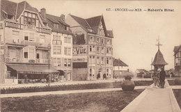 °°°   KNOCKE / ROBERT'S HOTEL  °°°       ////   REF AOUT 18 / N° 7099 - Belgique