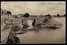 Nevers - L'Embouchure De La Nièvre - Nevers