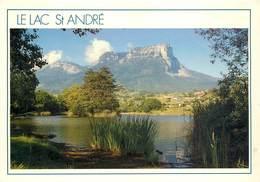 CPSM Le Lac St André                                            L2659 - Non Classés