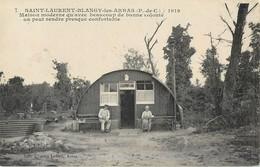 SAINT-LAURENT-BLANGY-LES-ARRAS MAISON MODERNE 62 - Saint Laurent Blangy