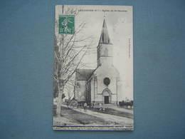 LANDOUGE - EGLISE DE ST MARTIAL - Autres Communes
