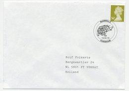 Cover / Postmark GB / UK 2010 Hedgehog - Non Classés